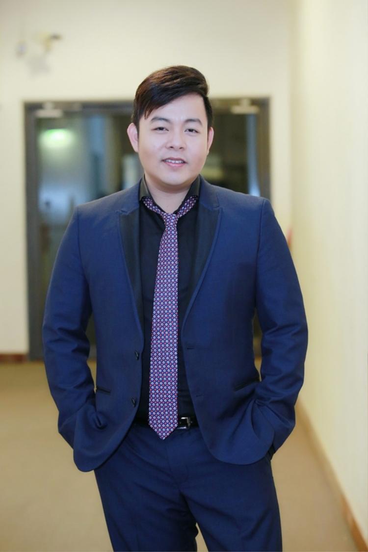 Quang Lê hết lòng ủng hộ anh trên bước đường theo nghề.