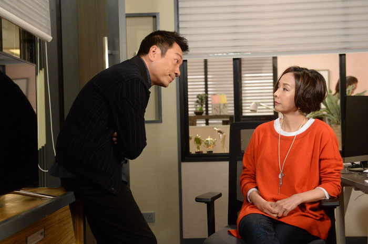 """Mao Thuần Quân """"khắc khẩu"""" Lê Diệu Tường trong sitcom """"Mái ấm gia đình 3"""""""