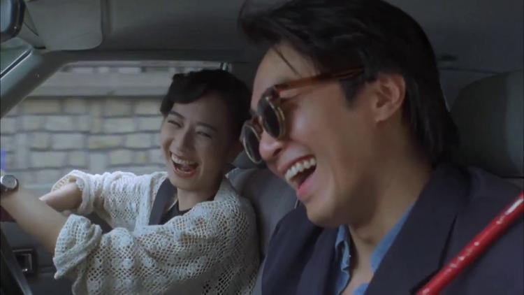 """Hình ảnh Mao Thuần Quân trong """"Tình thánh"""" - 1991"""