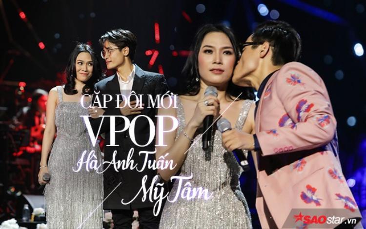 Các bạn nghĩ sao về cặp đôi mới này của Vpop?