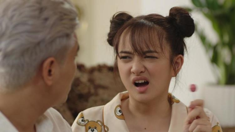 """Kaity Nguyễn trong """"Em chưa 18""""."""
