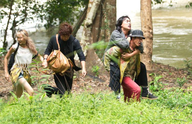 Lật mặt 3: Lý Hải thừa nhận mình liều lĩnh khi đánh đổi sự nguy hiểm của diễn viên để có phim hay
