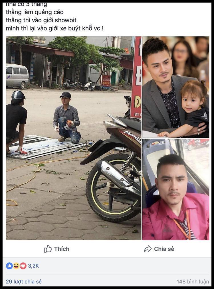 Sao càng lúc lại càng có nhiều anh em thất lạc của Hoa Vinh xuất hiện thế này?