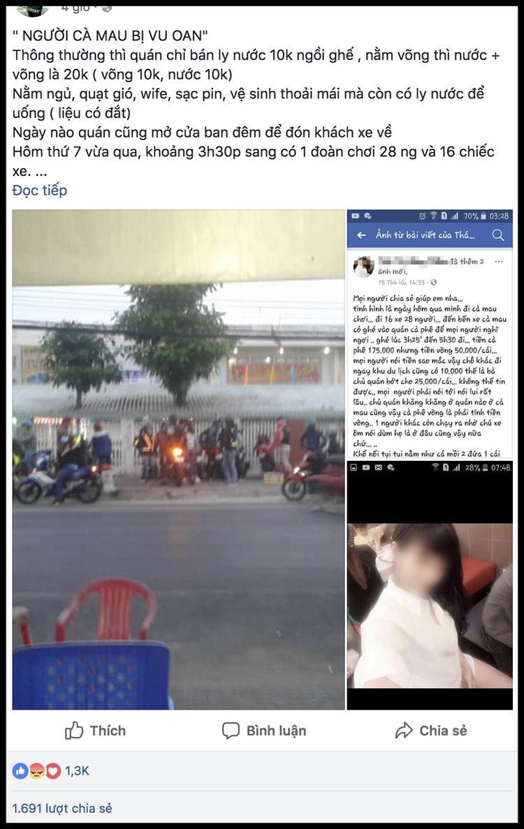 Bài phản pháo của tài khoản Nguyễn Duyên