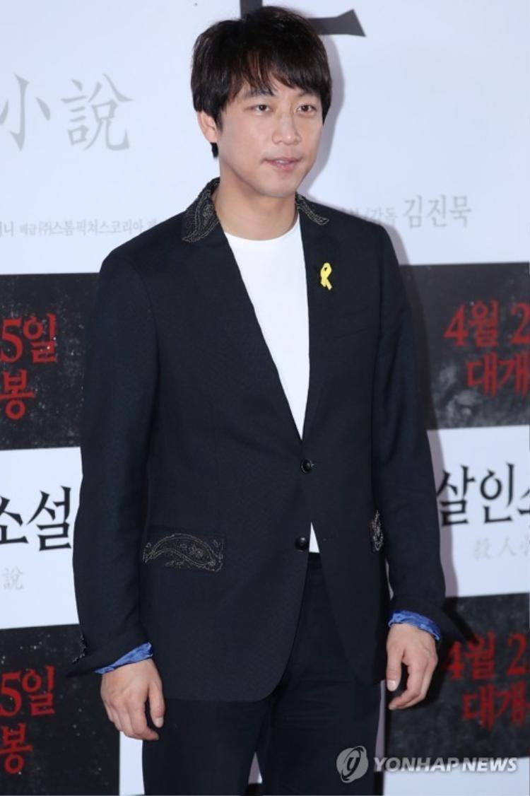 """Diễn viên """"Vườn nho"""" - Oh Man Seok"""