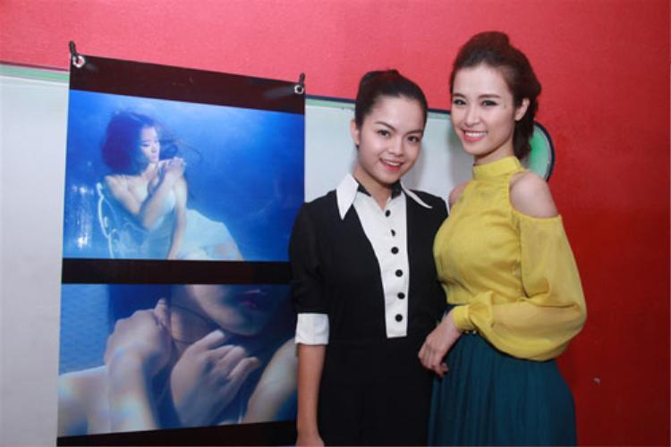 Ít xuất hiện cùng nhau, ai ngờ những sao Việt này lại là chị em thân thiết ngoài đời