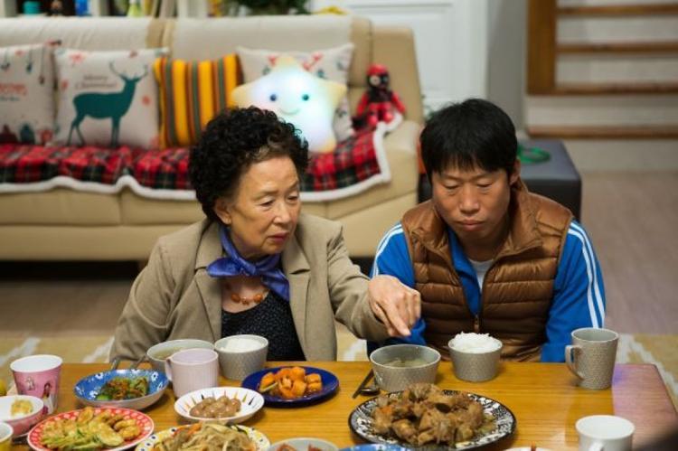 Diễn viên gạo cội Na Moon Hee và Yoo Hae Jin.