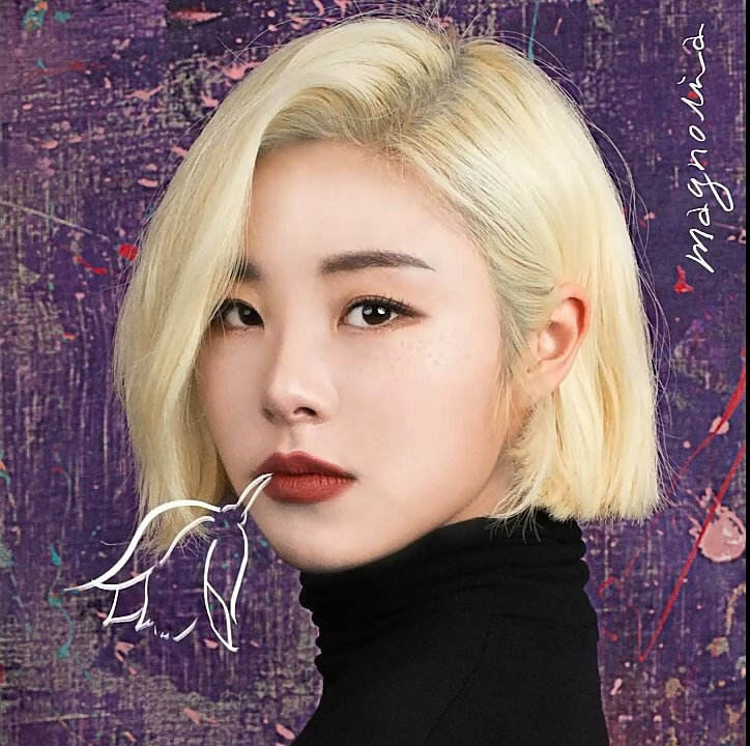 """Debut solo sau 4 năm """"cày cuốc"""" với Mamamoo, Wheein tham gia vào mọi công đoạn sản xuất album để tạo nên màu sắc riêng cho mình. Wheein đã vẽ phần background của ảnh bìa album, cô cũng tự chọn những người mà mình hợp tác để sản xuất âm nhạc và hình ảnh cho MV."""