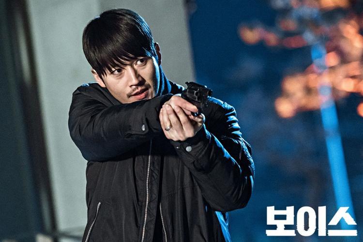 """Jang Hyuk đóng vai chính trong """"Voice I""""."""