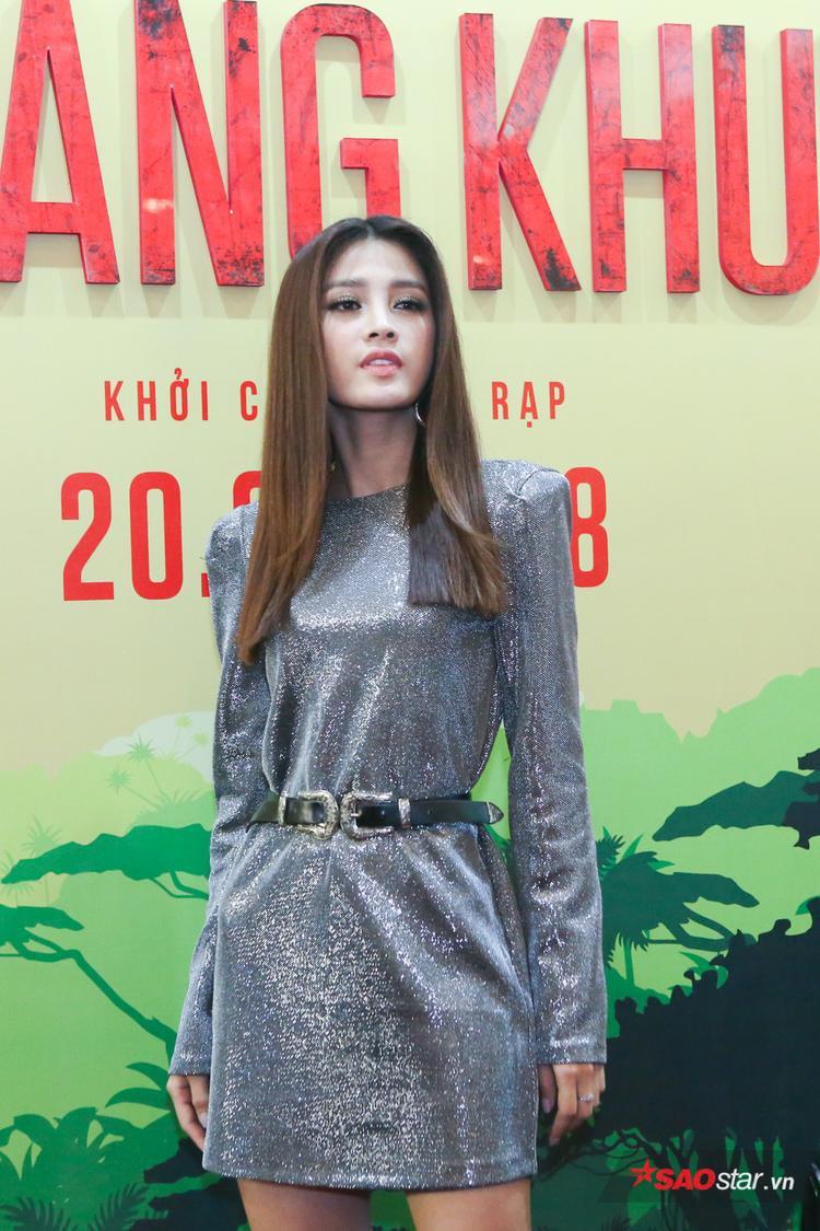 Sau The Face và Hoa hậu Hoàn vũ Việt Nam, Mỹ Duyên ngày càng khẳng định tên tuổi, vẻ đẹp và gout thời trang của mình.