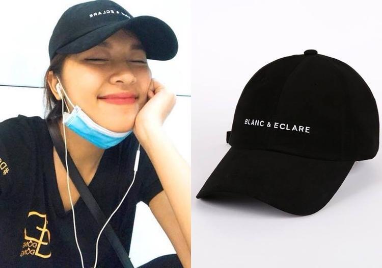"""Là một SONE (tên fandom SNSD) """"chân chính"""", Đồng Ánh Quỳnh - Á quân The Face 2017 cũng thường xuyên ủng hộ thương hiệu của idol."""