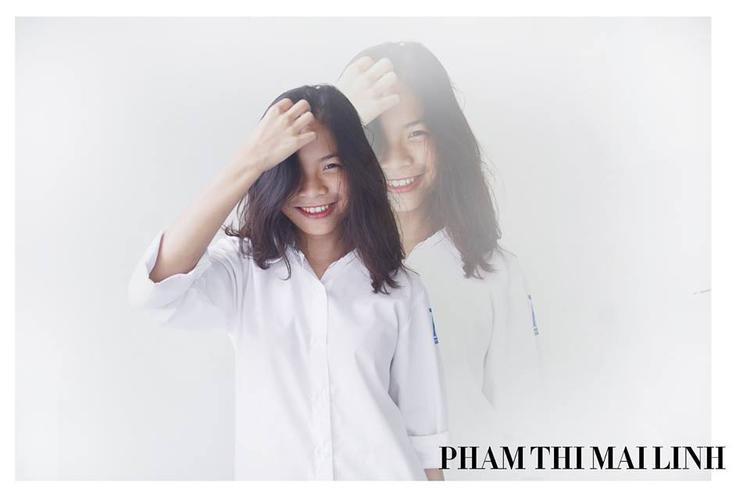 Mai Linh quyết tâm thi vào THCS chuyên Hà Nội - Amsterdam và bắt đầu đi học xa nhà từ năm lên 11 tuổi