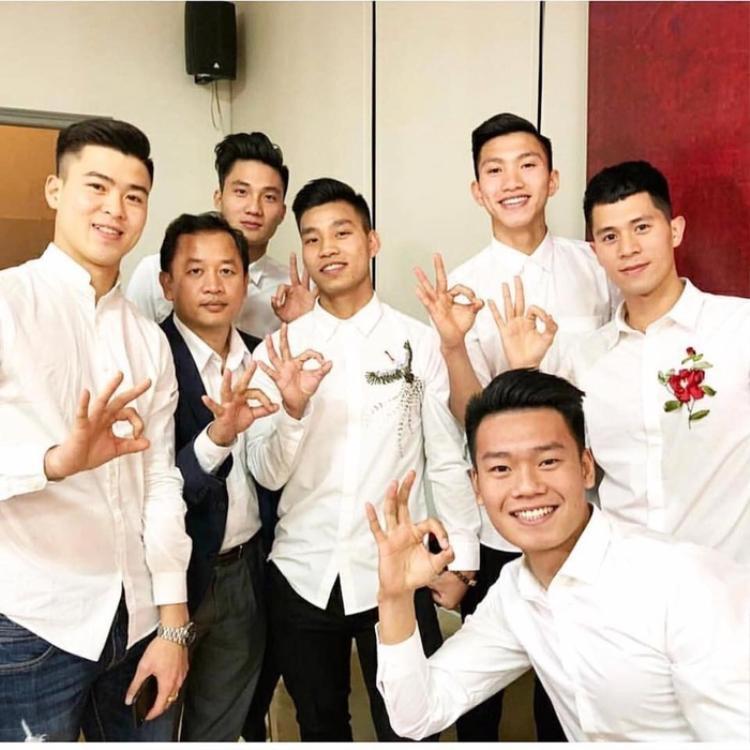 U23 Việt Nam cũng bắt kịp trào lưu này.