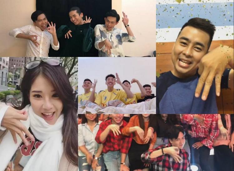 Sao Việt hào hứng với trào lưu Zero 9.