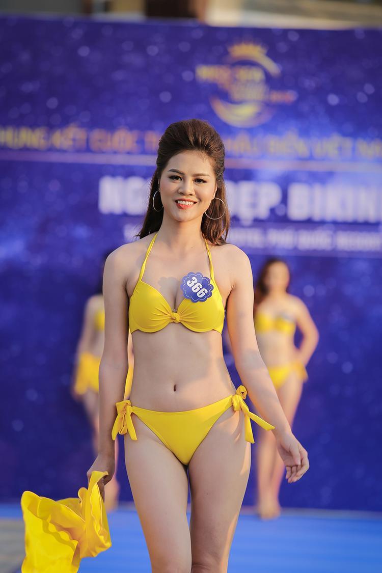 Mặc tin đồn đêm chung kết bị ngừng tổ chức, nhan sắc già nua của thí sinh HH Biển Việt Nam toàn cầu mới là điều đáng chú ý