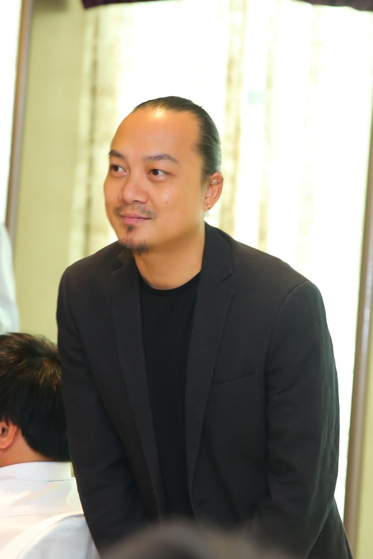 Ông Cao Trung Hiếu - tổng đạo diễn chương trình.