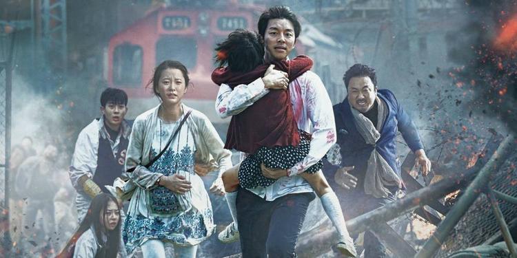 """""""Bom tấn"""" """"Train To Busan"""" với 30 tỷ đồng."""