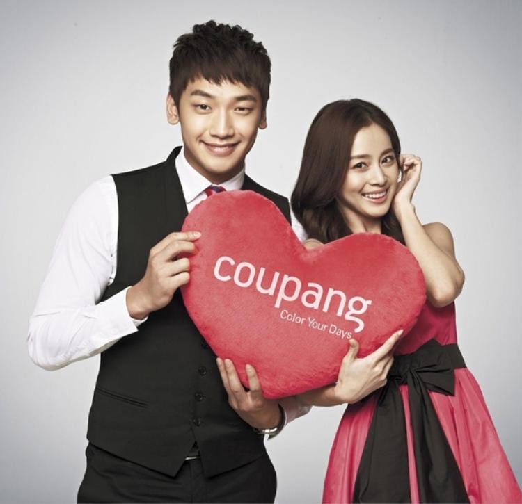 """Bi Rain - Kim Tae Hee chưa hề đóng chung một bộ phim nào, họ """"bén duyên"""" với nhau qua một mẫu quảng cáo."""