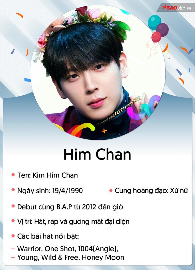 Nhưng hôm nay lại là sinh nhật của HimChan nên hãy để trái tim các fan được đắm chìm vào thế giới của anh chàng nhé.