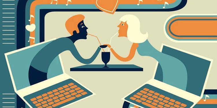 """Cô gái đặt trọn niềm tin vào """"bạn trai online"""", người cô chưa một lần gặp mặt. Ảnh minh họa"""