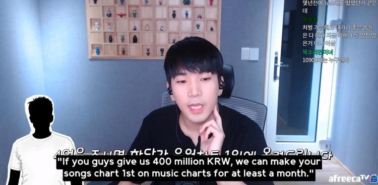 Tiết lộ sốc: 2PM và MBLAQ từng được đề nghị bỏ chục tỷ để mua BXH nhạc số