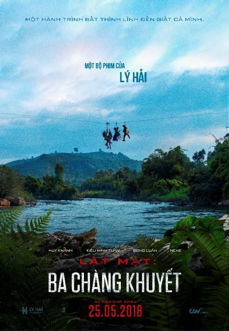 Lật Mặt 3: Ba chàng khuyết và sự bùng nổ của hot girl Thái Lan Nene