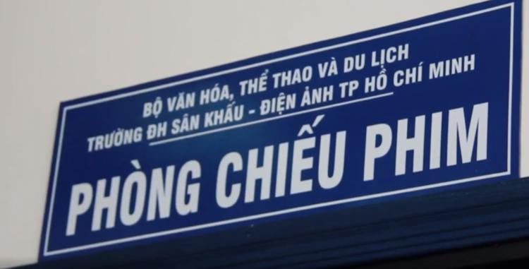 Trường Đại học đầu tiên ở Việt Nam có rạp chiếu phim đạt chuẩn quốc tế