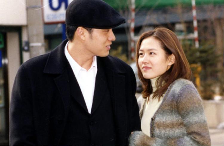 """Cả hai hợp tác lần đầu trong bộ phim """"Lời cầu hôn ngọt"""" năm 2001."""