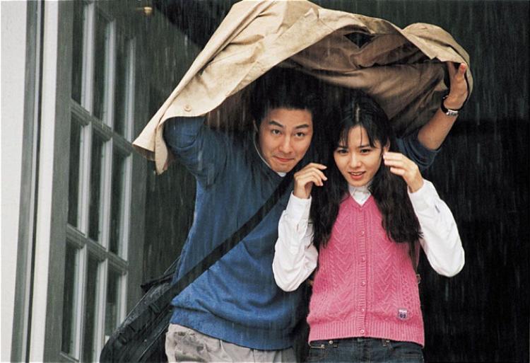"""Cặp đôi """"trai xinh gái đẹp"""" gặp nhau trong phim """"Cổ điển"""" năm 2003."""