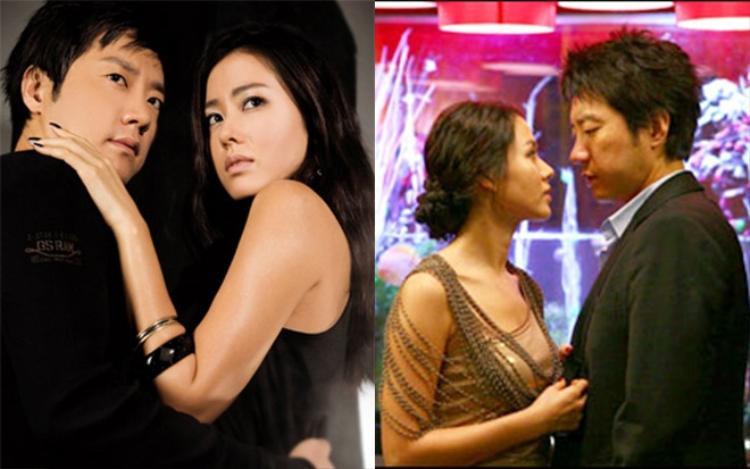 """Năm 2008, """"Thám tử K"""" kết hợp với """"Cô ngốc"""" Ye Jin cho ra đời sản phẩm điện ảnh """"Thành phố tội ác""""."""