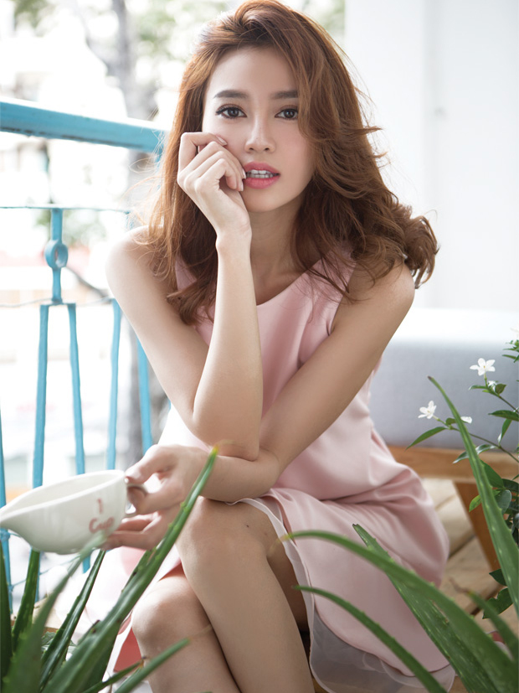 """Ninh Dương Lan Ngọc được chọn vào vai nữ chính trong """"Gái già lắm chiêu 2""""."""