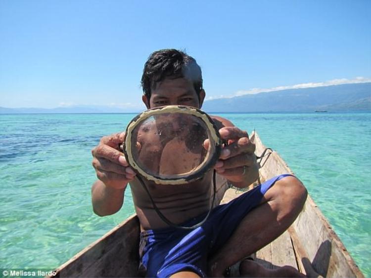 Do không có cuộc thi lặn nên không thể biết chính xác ngườiBajau có thể nhịn thở tối đa trong bao lâu. Thời gian 13 phút là kỷ lục của một người đàn ông nơi đây.Ảnh:Melissa Ilardo