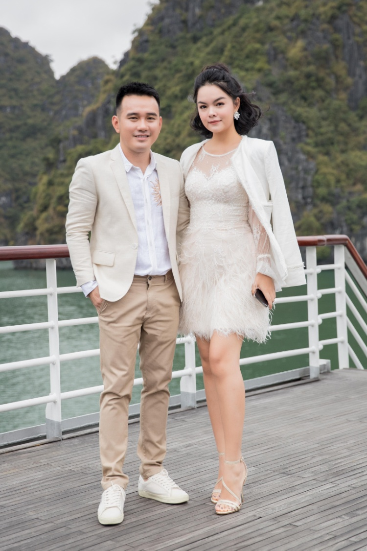 Ca sĩ Phạm Quỳnh Anh.
