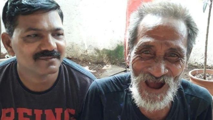 Ông Khomdram Gambhir Singh (phải) Ảnh: Cảnh sát Mumbai