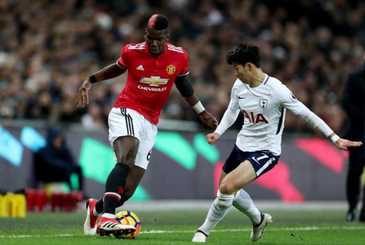 """Trận đấu với Tottenham là cơ hội để Pogba rũ bỏ cái danh """"hổ giấy""""."""