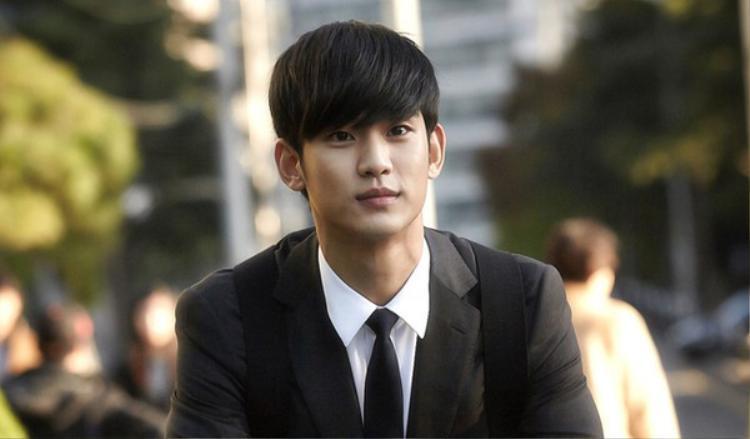 Nam ngôi sao Kim Soo Hyun.