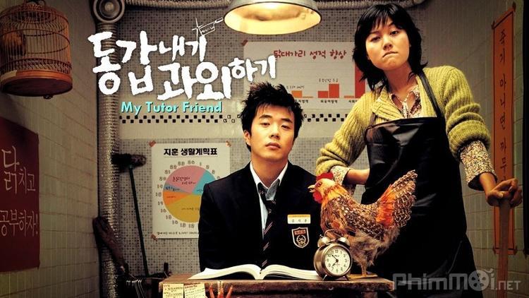 """""""Cô Bạn Gia Sư"""" cùng Kwon Sang Woo."""