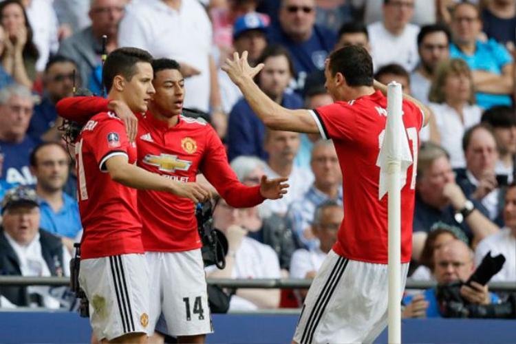 Man United đã giành quyền vào chung kết.