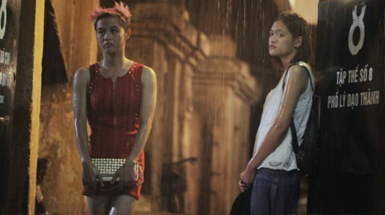 """Cơ hội được mở ra nhiều hơn với các diễn viên trẻ. Thanh Duy cùng Thùy Anh ở bối cảnh đậm chất Hà Nội và nữ tính của """"Đập cánh giữa không trung""""."""
