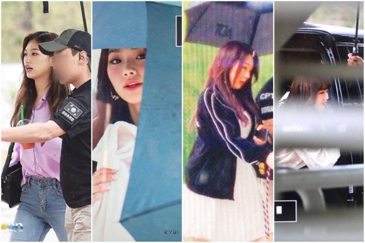 Doyeon, Mina, Yeonjung, Yoojung.