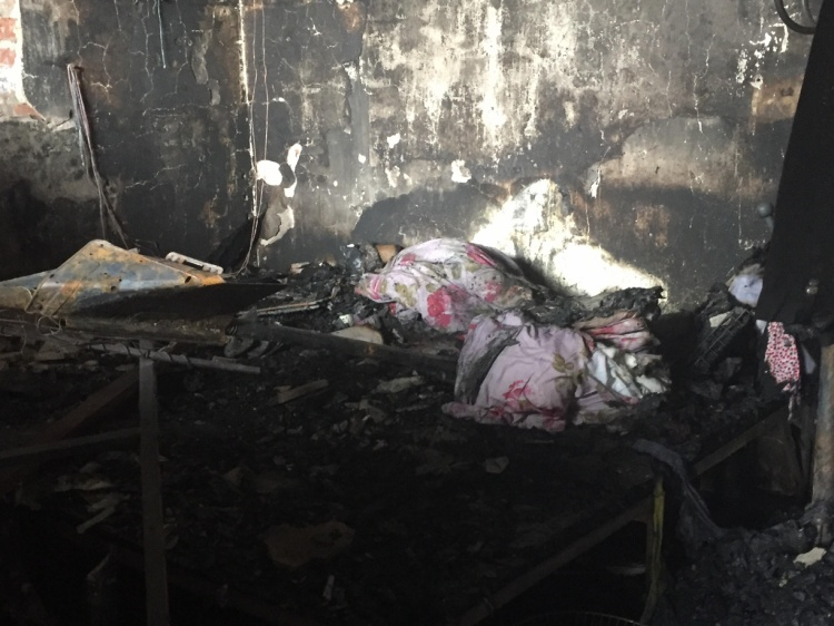 Vụ cháy kinh hoàng cướp đi tính mạng 3 mẹ con chị Thảo.