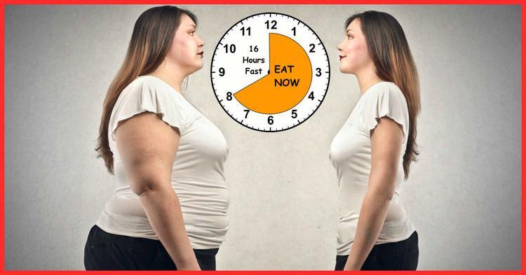 Chỉ cần 8 giờ ăn theo thực đơn đặc biệt, thời gian còn lại ăn thả phanh không lo bị béo.