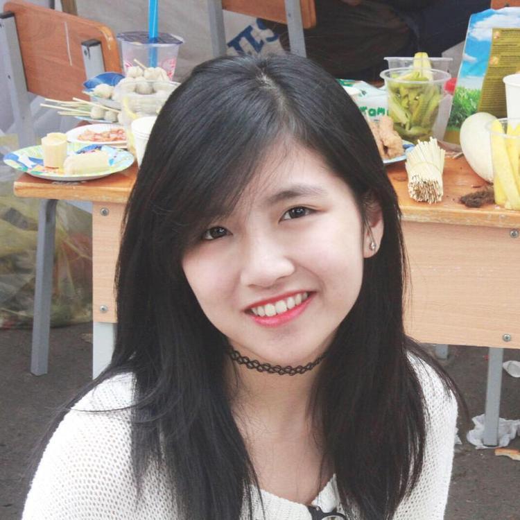 Muốn thử sức ở cuộc thi đòi hỏi cả tài năng và nhan sắc, Kiều Anh đã đăng ký tham dự và may mắn đoạt giải cao nhất.