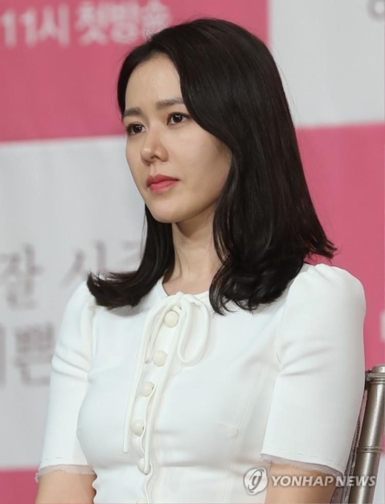 """""""Chị đẹp"""" Son Ye Jin."""