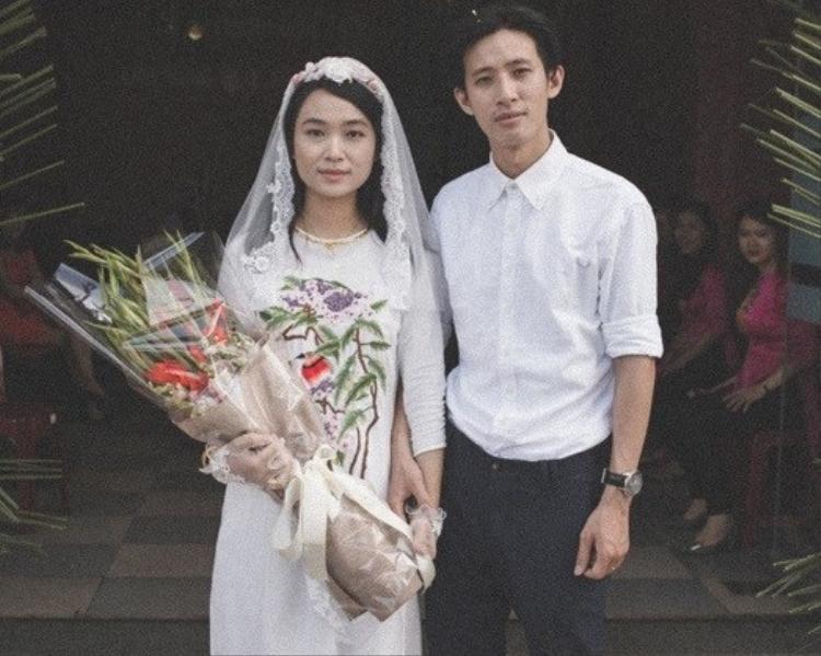 Hôn lễ hoài cổ, tái hiện Việt Nam 30 năm trước.