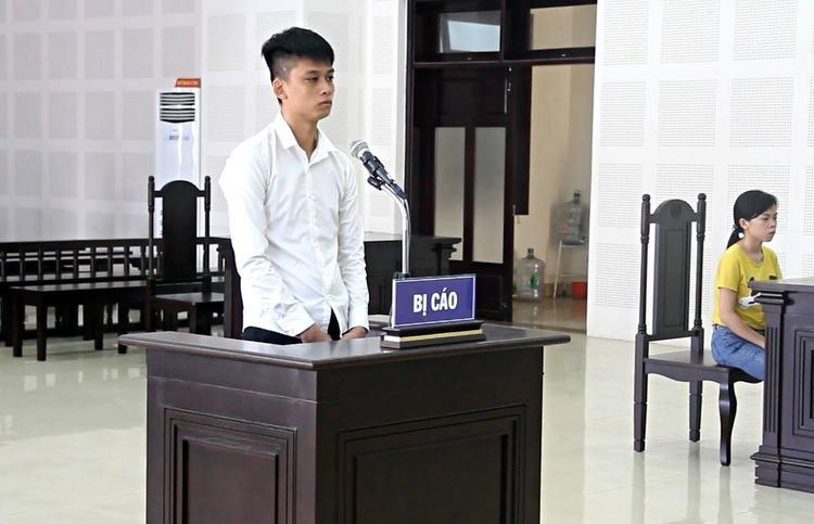 Bị cáo Trương Văn Tuấn bị tuyên phạt 10 năm tù về tội cướp tài sản.