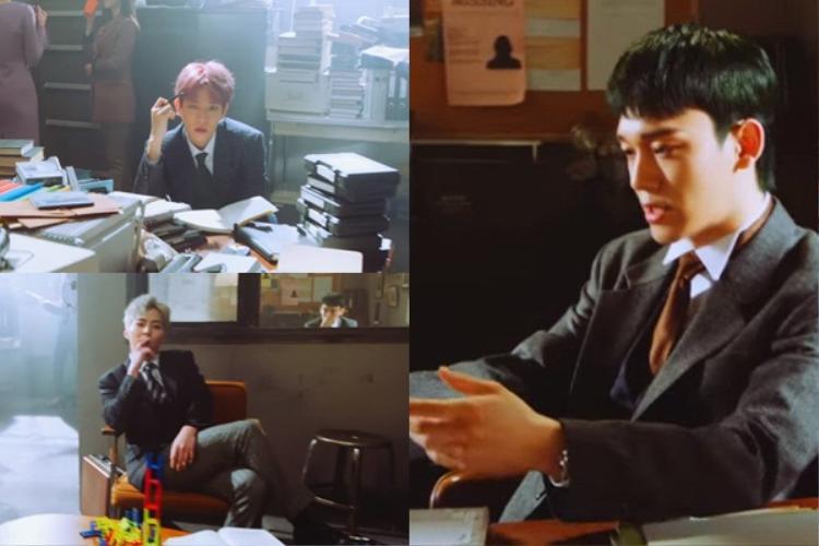 """Có vẻ như EXO-CBX đang hoạt động hết công suất khi mới 2 tuần trước đây còn đang quảng bá ở Hàn Quốc với Blooming Day thì giờ đây nhóm """"hậu bối"""" EXO tiếp tục tiến đánh xứ sở hoa anh đào."""