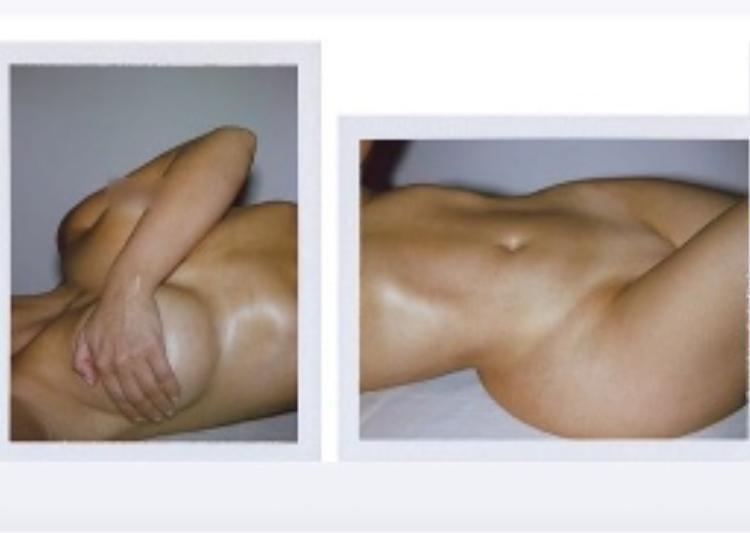 """""""Nữ hoàng ảnh nude"""" cho biết, cô đang cho ra mắt dòng nước hoa mang tên cô và đây chính là cách """"quảng cáo"""" sản phẩm."""