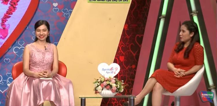 Kim Cương xúc động trước chuyện tình trắc trở của Minh Thành.