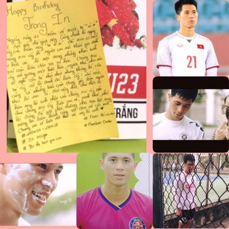 Trọng Ỉn U23 Việt Nam: Thanh niên nghiêm túc luôn cắm thùng ra sân với lý do đặc biệt
